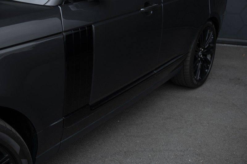 "Land Rover Range Rover 5.0 V8 SC VOGUE Black Pack Elek. Trekhaak, Head-up, 22"", Stoelverkoeling, afbeelding 14"