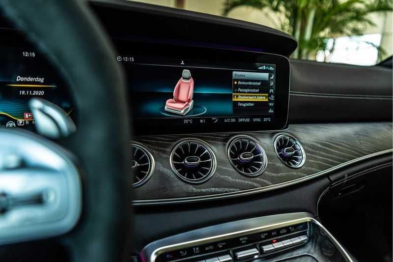 Mercedes-Benz AMG GT 4-Door Coupe 43 | Burmester | Panorama | Schakelbare uitlaat | Apple Carplay afbeelding 15