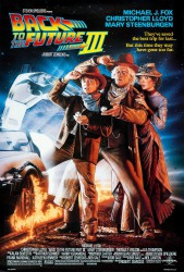 cover Back to the Future Part III