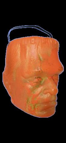 Glenn Strange Frankenstein Monster Pail photo