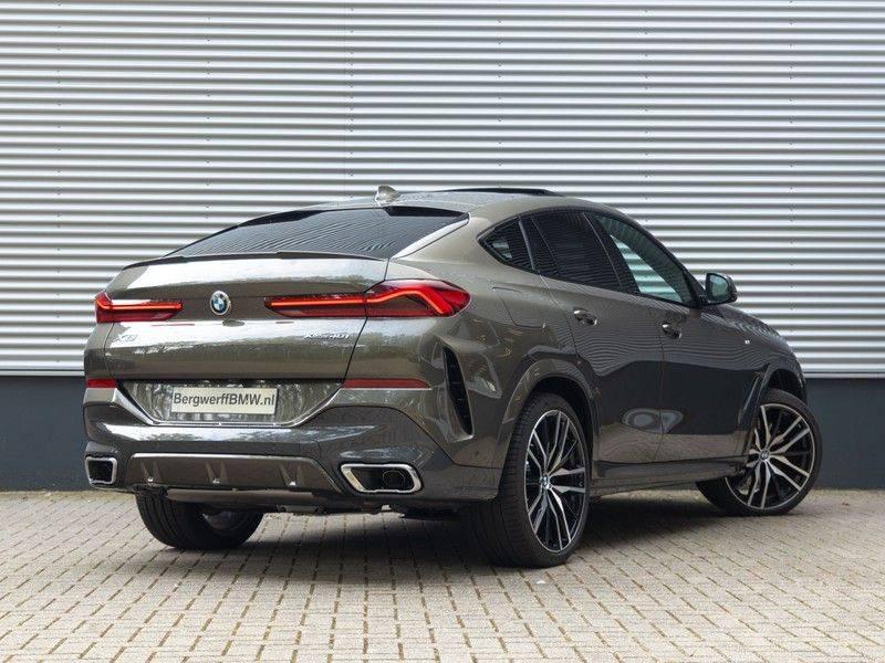 BMW X6 xDrive40i High Executive - M-Sport - Trekhaak - Head-up - Driving Ass Prof afbeelding 2