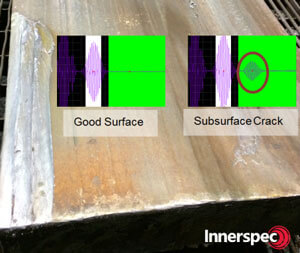 SOJA Project: Slab Surface Cracks Detection using EMAT Technology