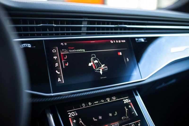 "Audi RS Q8 4.0 TFSI Quattro *RS-Dynamic Plus / Keramisch / Massage / HUD / 23"" / B&O* afbeelding 16"