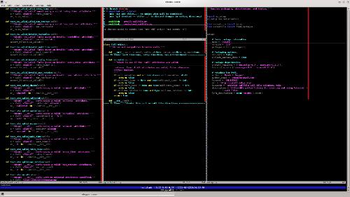 Vim Screenshot 1