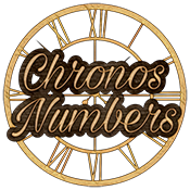 Chronos Numbers