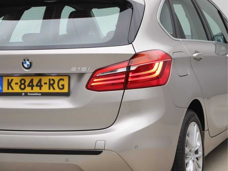 BMW 2 Serie Active Tourer 218i Exe Sportline Aut. afbeelding 17