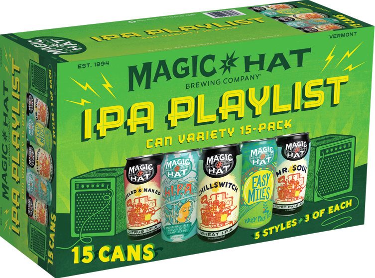 IPA Playlist Variety Pack