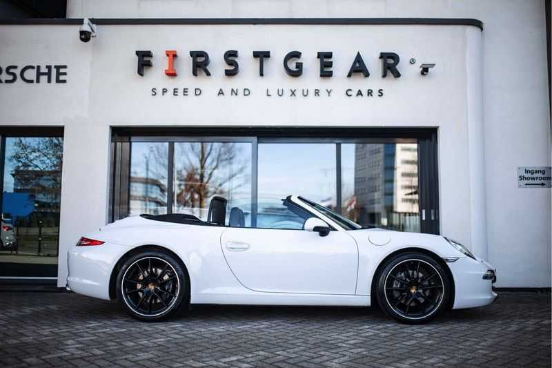 """Porsche 911 Cabrio 991 MKI *20"""" Carrera Velgen / PCM* afbeelding 7"""