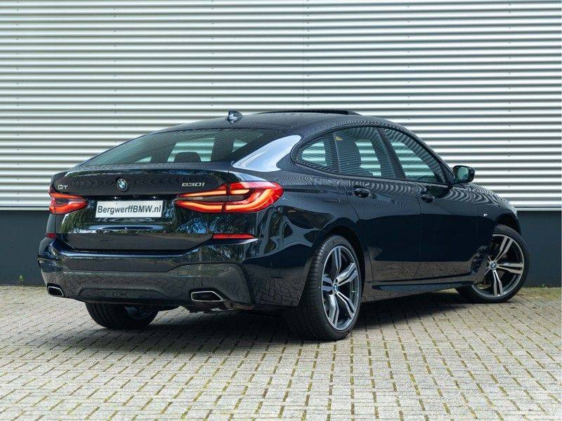 BMW 6 Serie Gran Turismo 630i High Executive - Luchtvering - Facelift - Driving Ass Prof afbeelding 2