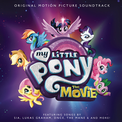 My Little Pony: The Movie Original Motion Picture Soundtrack