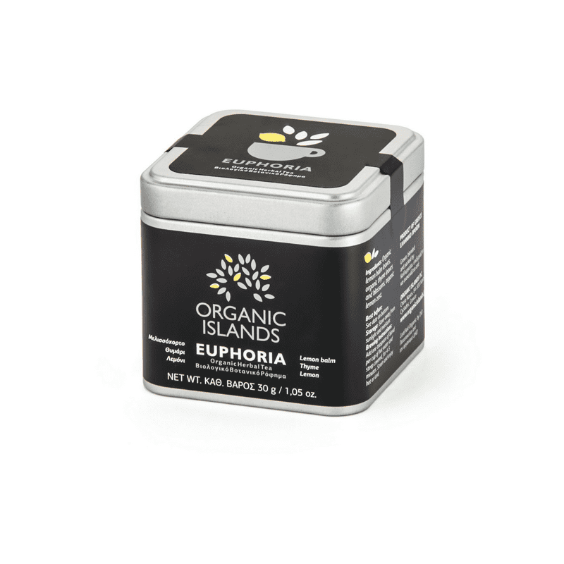 Bio-Kräutertee Euphoria - 30g