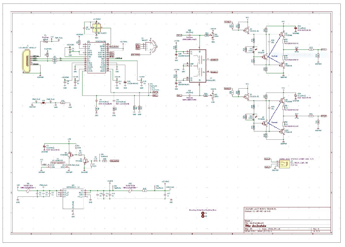 dac2nutube回路図Revision.A