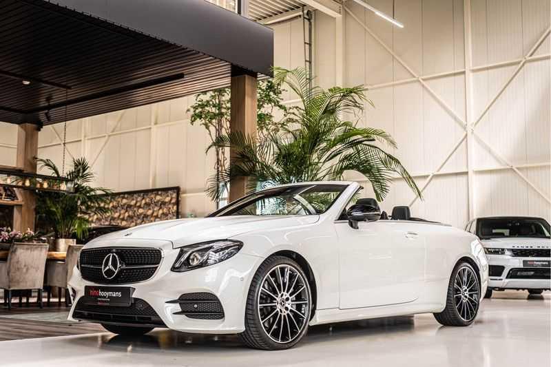 Mercedes-Benz E-Klasse Cabrio 350 AMG | Carbon | Burmester | 360º | Night pakket afbeelding 8