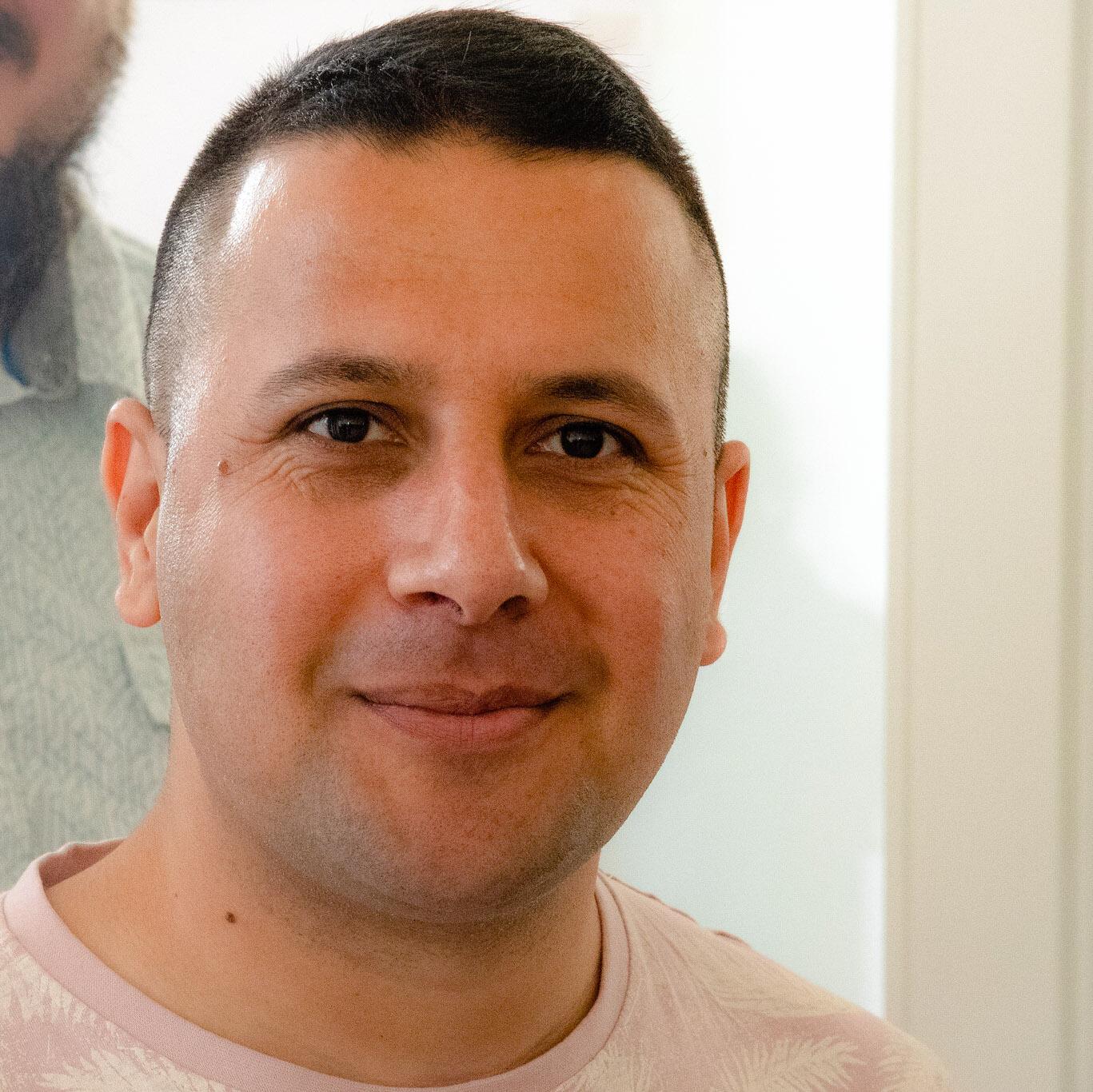 Fawad Mirzad portrait