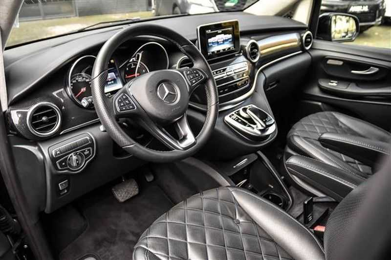 Mercedes-Benz V-Klasse V250D LANG VIP TV+4X CAPTAIN SEATS+CAMERA afbeelding 22