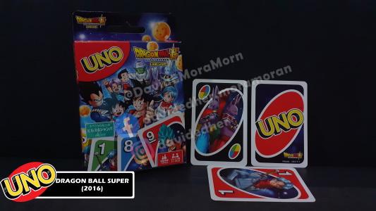Dragon Ball Super Uno Card Game