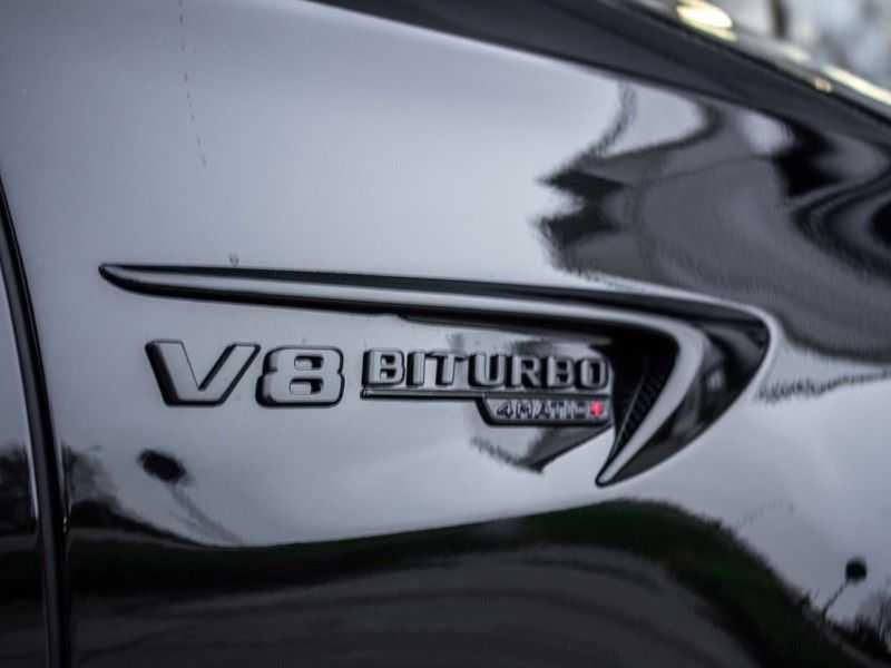 Mercedes-Benz E63 S E-klasse Burmester AMG-Performance-stoelen 63 S AMG 4Matic Premium Plus afbeelding 24