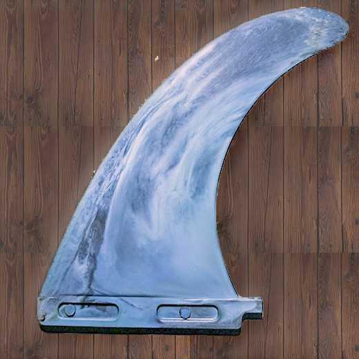 Eco Sky Blue Single Fin