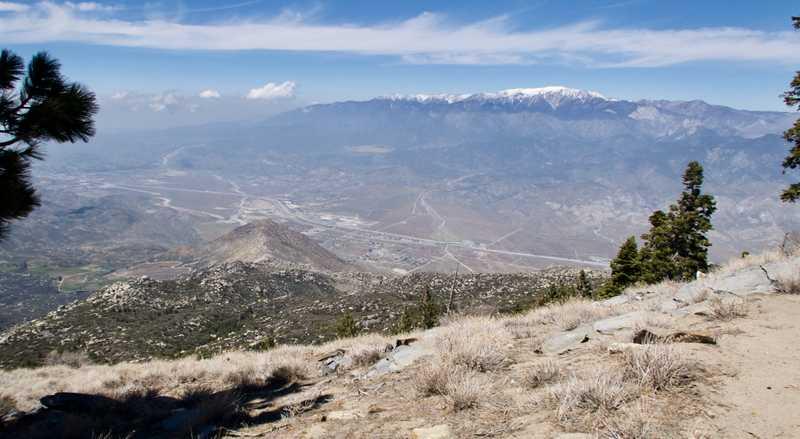 View of Choachella Valley