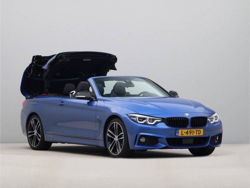 BMW 4 Serie Cabrio 430i High Exe M-Sport afbeelding 19