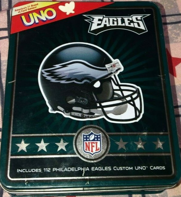 Philadelphia Eagles Uno (2009)