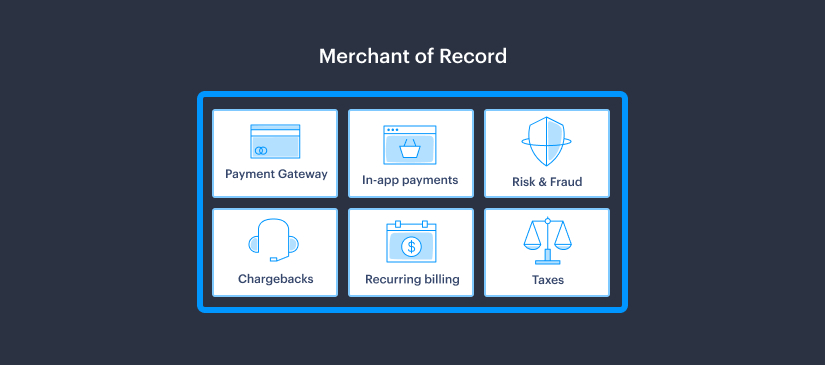 Merchant of Record new way