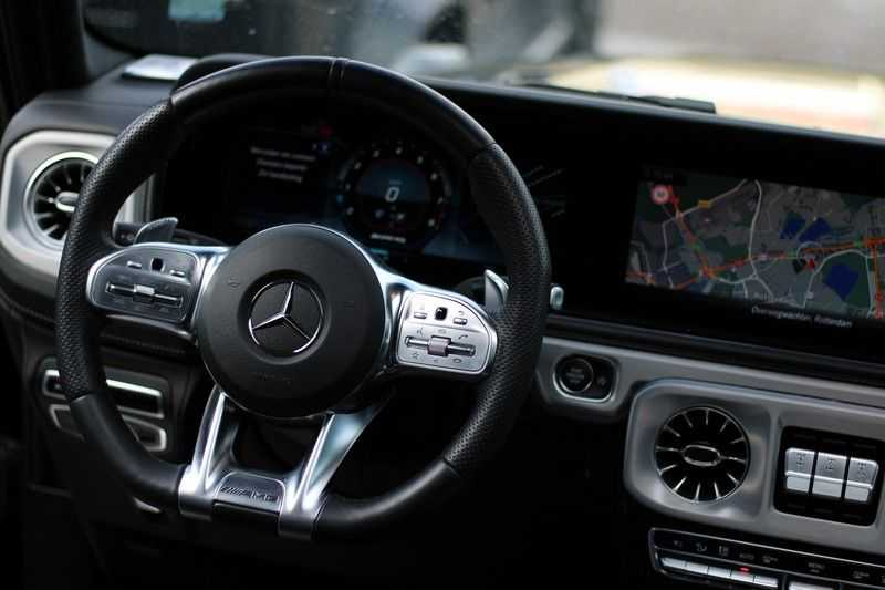 Mercedes-Benz G-Klasse 63 afbeelding 16