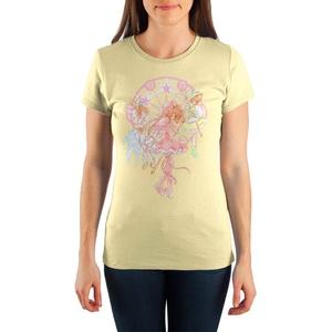Carcaptor Sakura Shirt Cardcaptors Juniors Graphic Tee