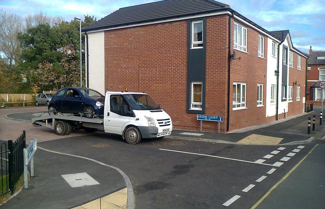 MOT failures Bought In Leyland, Lancashire – Ford Ka