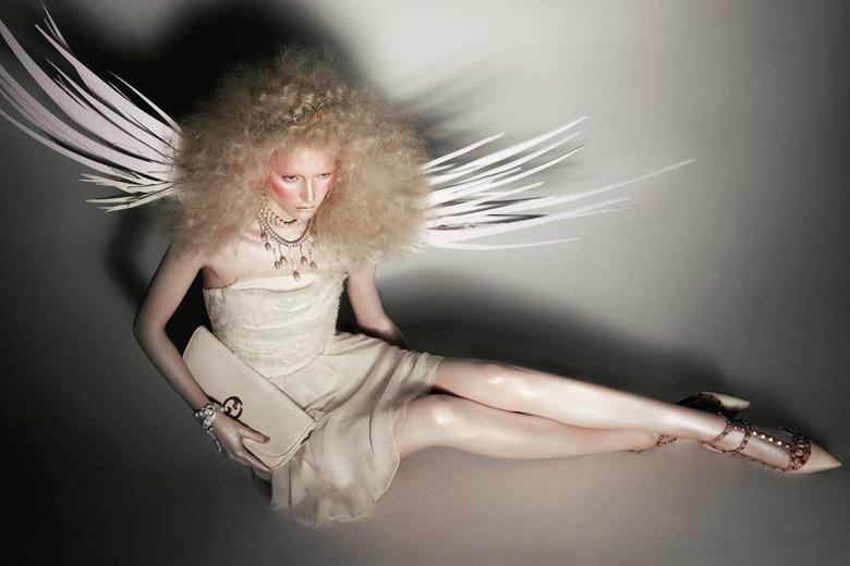 Elisabetta Cavatorta Stylist  - Marco Falcetta - Vogue Accessory