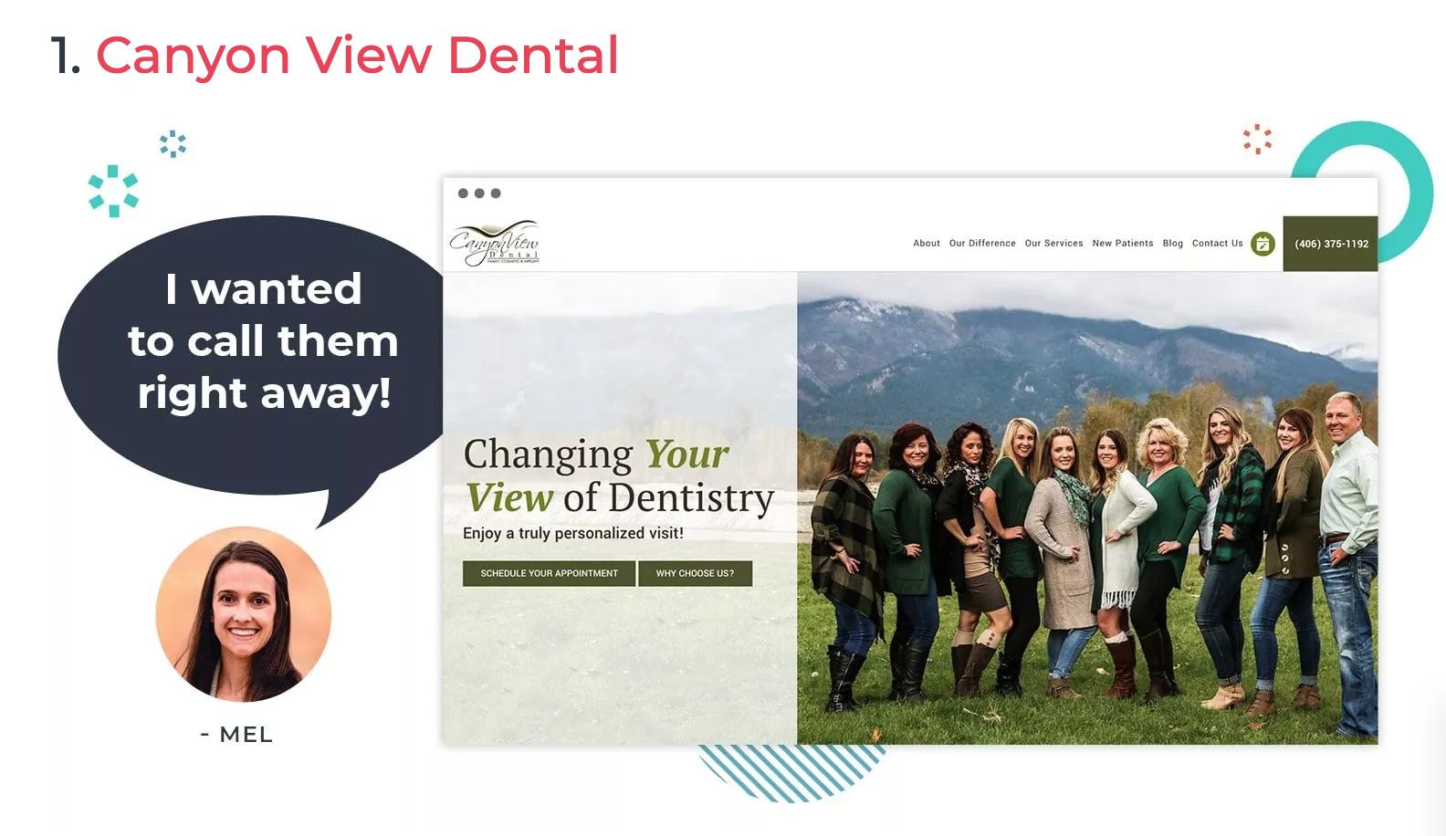 Canon View Dental
