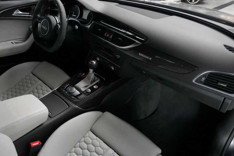 Audi A6 Avant 4.0 TFSI RS6 quattro Pro Line Plus Keramisch - Panodak afbeelding 19