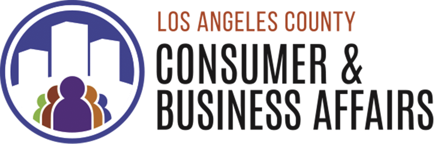 Los Angeles County Dept of Consumer and Business Affairs Logo