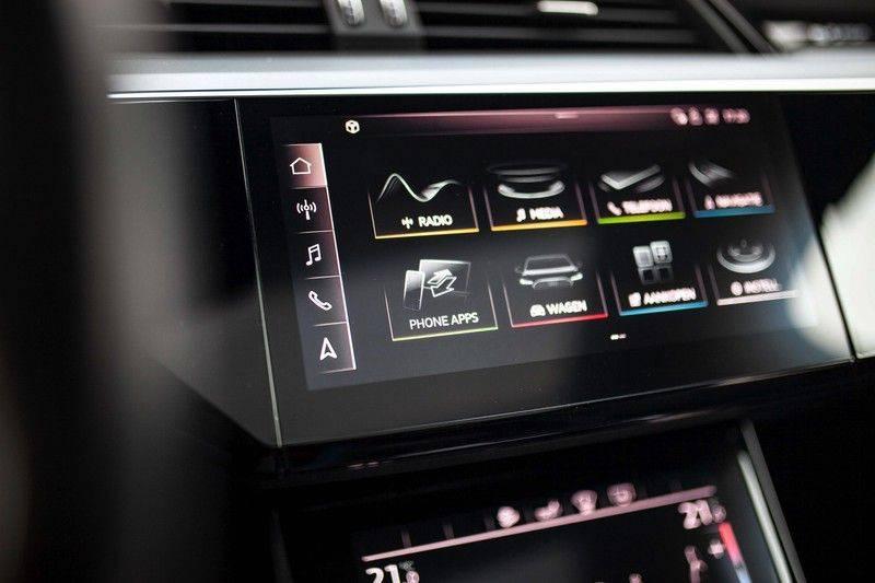 Audi e-tron 55 Quattro *4% Bijtelling / Prijs Ex. BTW / B&O / Stad & Tour pakket / Pano / ACC* afbeelding 15