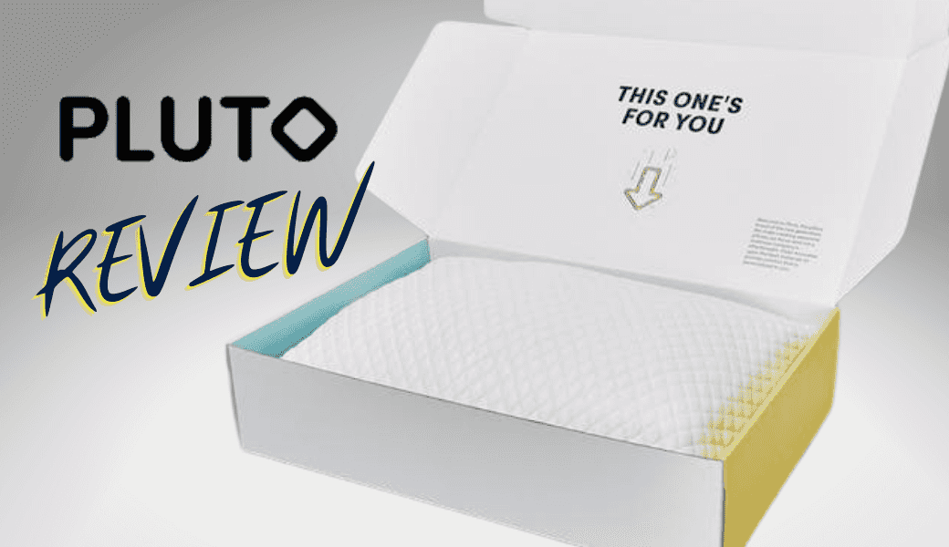 The Ultimate Pluto Pillow Review:, Is the Pluto Pillow a Sleep Changer?, (2021 Review) cover image