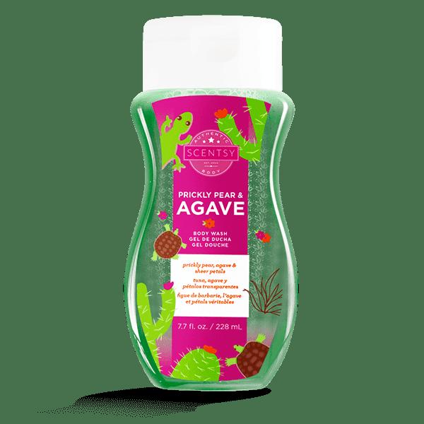 Prickly Pear & Agave Body Wash