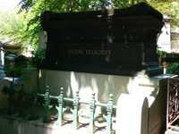Delacroix 's tomb in Père Lachaise Cemetery (© Rama, CeCILL)