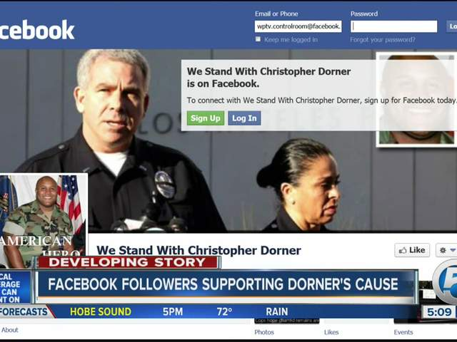 We stand with Christopher Dorner