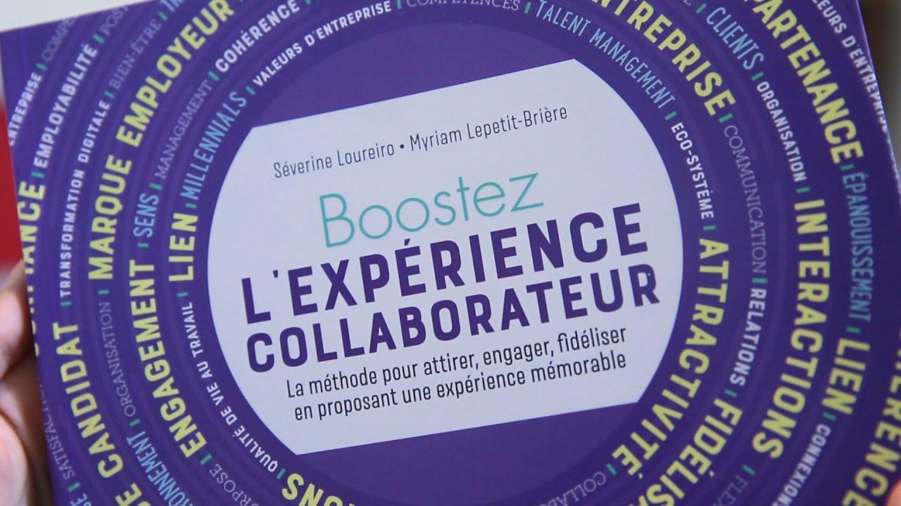 Boostez l'expérience collaborateur