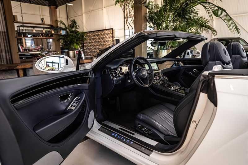 Bentley Continental GTC 6.0 W12 | Dynamic Ride | Comfort Sport | Massage afbeelding 9