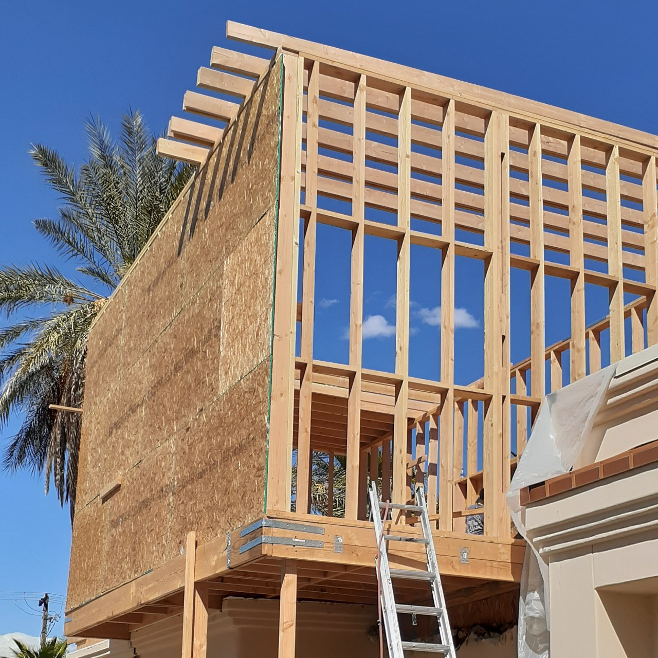 carpentry-wood-framing-second-floor-home-addition--framing-101