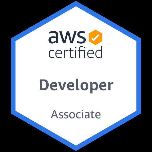 AWS Developer Associate Badge