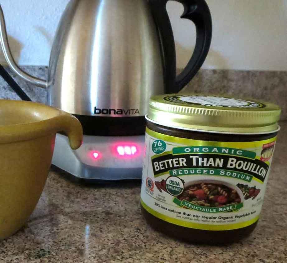 organic vegan bouillon