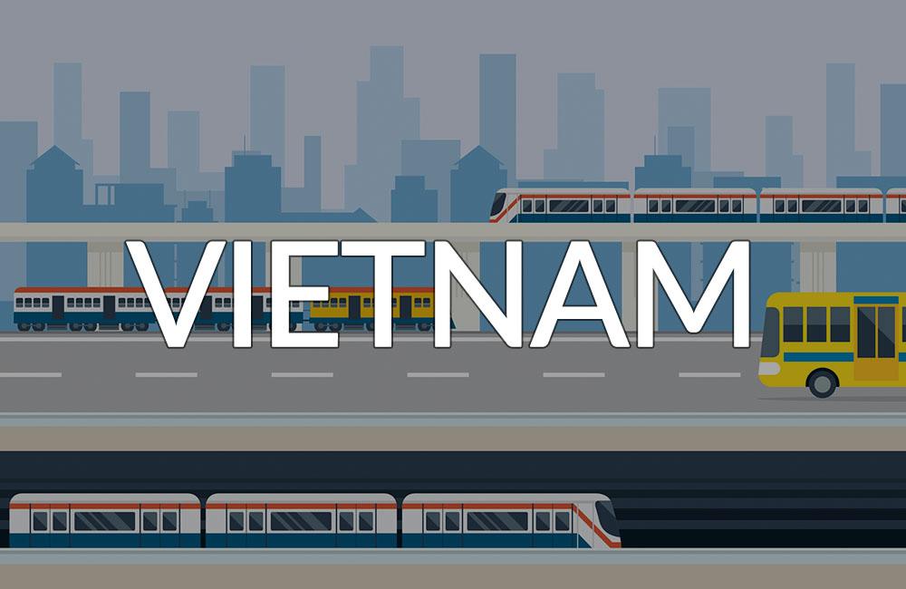 Transportation Vietnam banner