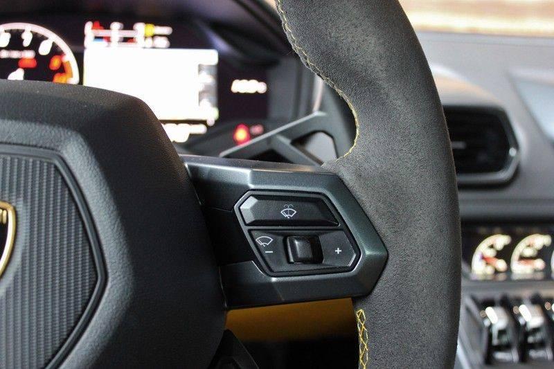 Lamborghini Huracan 5.2 V10 LP610-4 **Keramisch/Forged Carbon/Lift/Alcantara** afbeelding 17