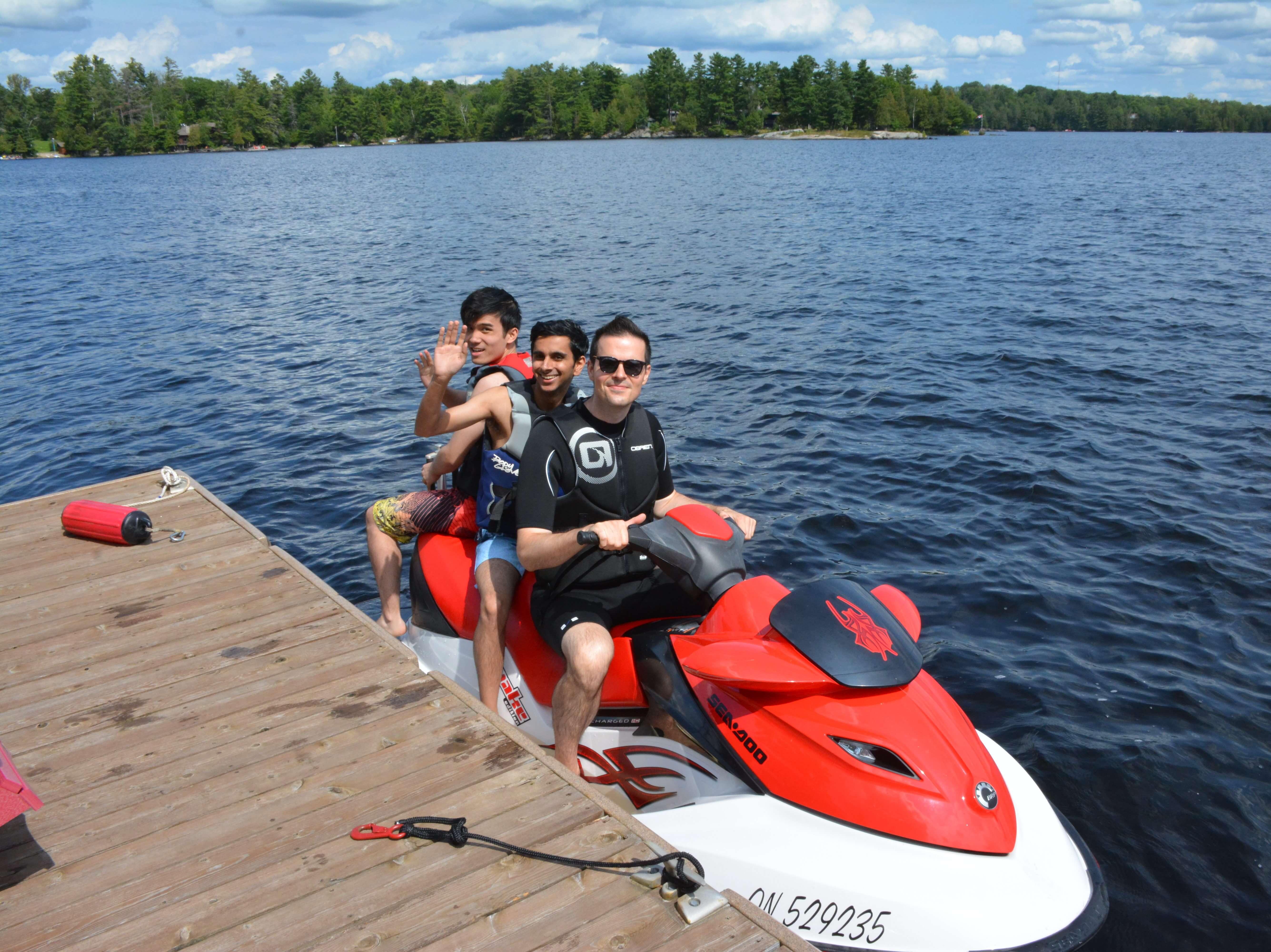 Fun on the Water 2