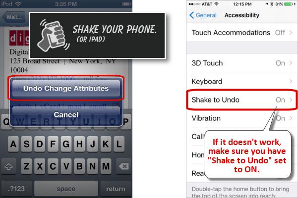 iPhone / iPad email signature installation - image 10.5