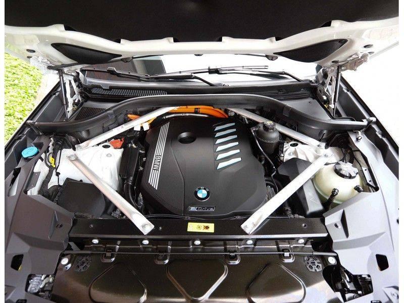 BMW X5 xDrive45e High Executive *Luchtvering*HUD*Pano*Laser*Harman/kardon* afbeelding 11