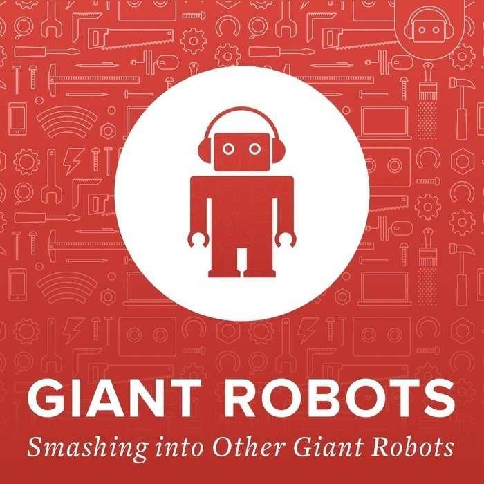 Giant robots fm