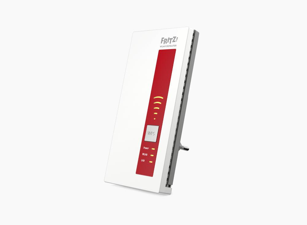 Fritz!Repeater 1750E su linea Vodafone